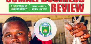 SOMALI BUSINESS REVIEW: January to June 2017