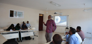 SIMAD Conducts Research Capacity Building Workshop for its Academic Staff.