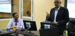 International University of Africa held a farewell ceremony for SU medical students