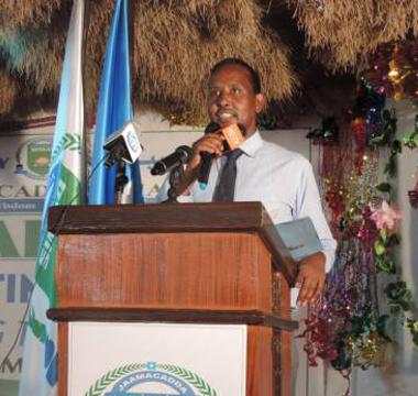 Ustad Dahir Hassan Abdi (Dahir Arab)