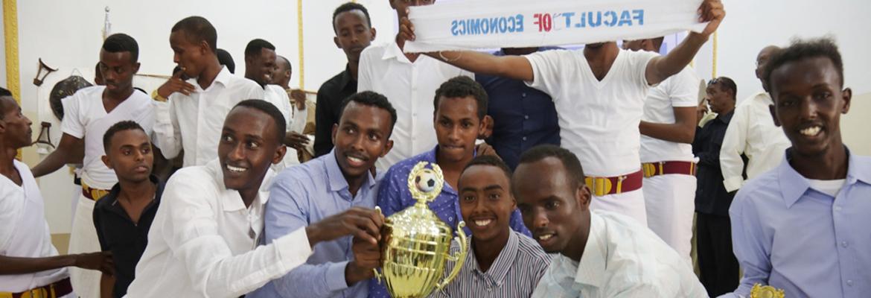 Winners of SU Extra-Curricular Activities