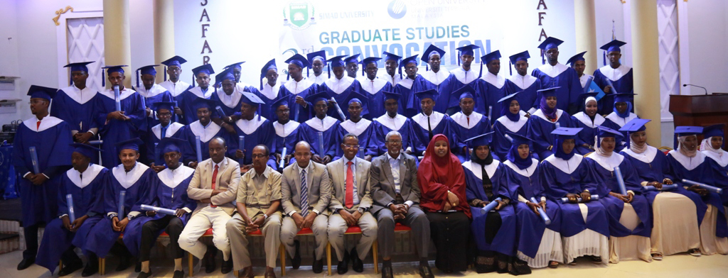 The 3rd Convocation of SIMAD Graduate Studies