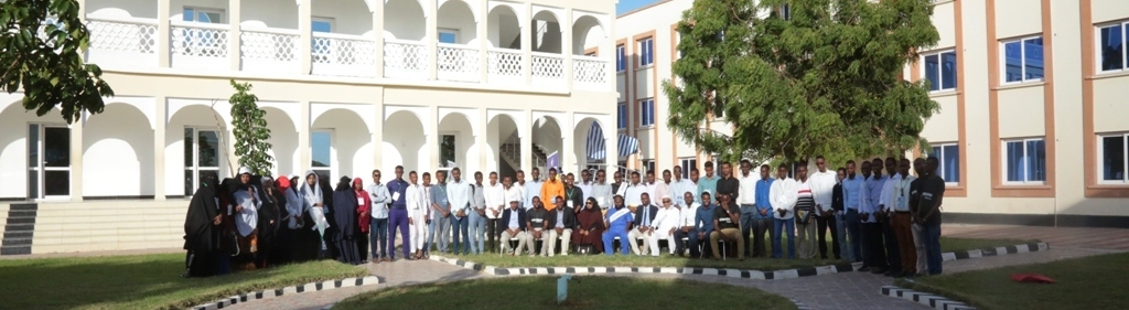 The First Ever Human Library Held in Mogadishu