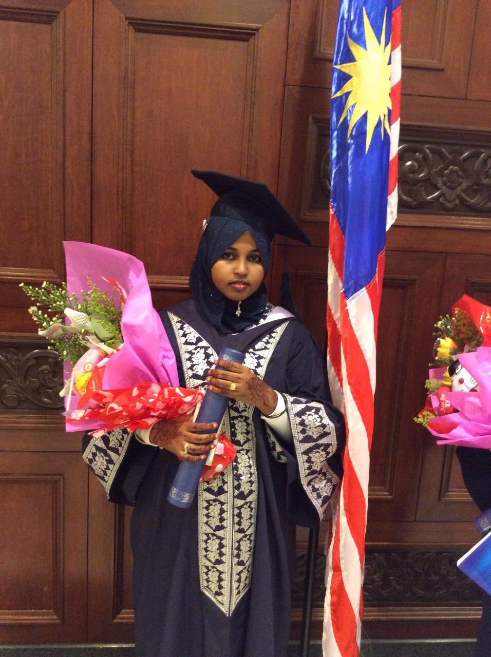 SIMAD University Condolence Message to Saturday's Deadly Attack