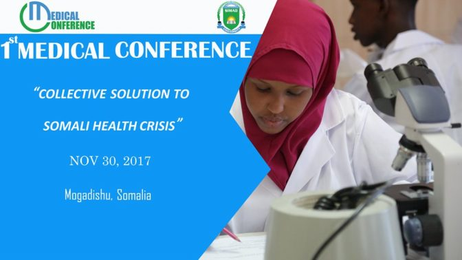 1st Conference on medical and health sciences.