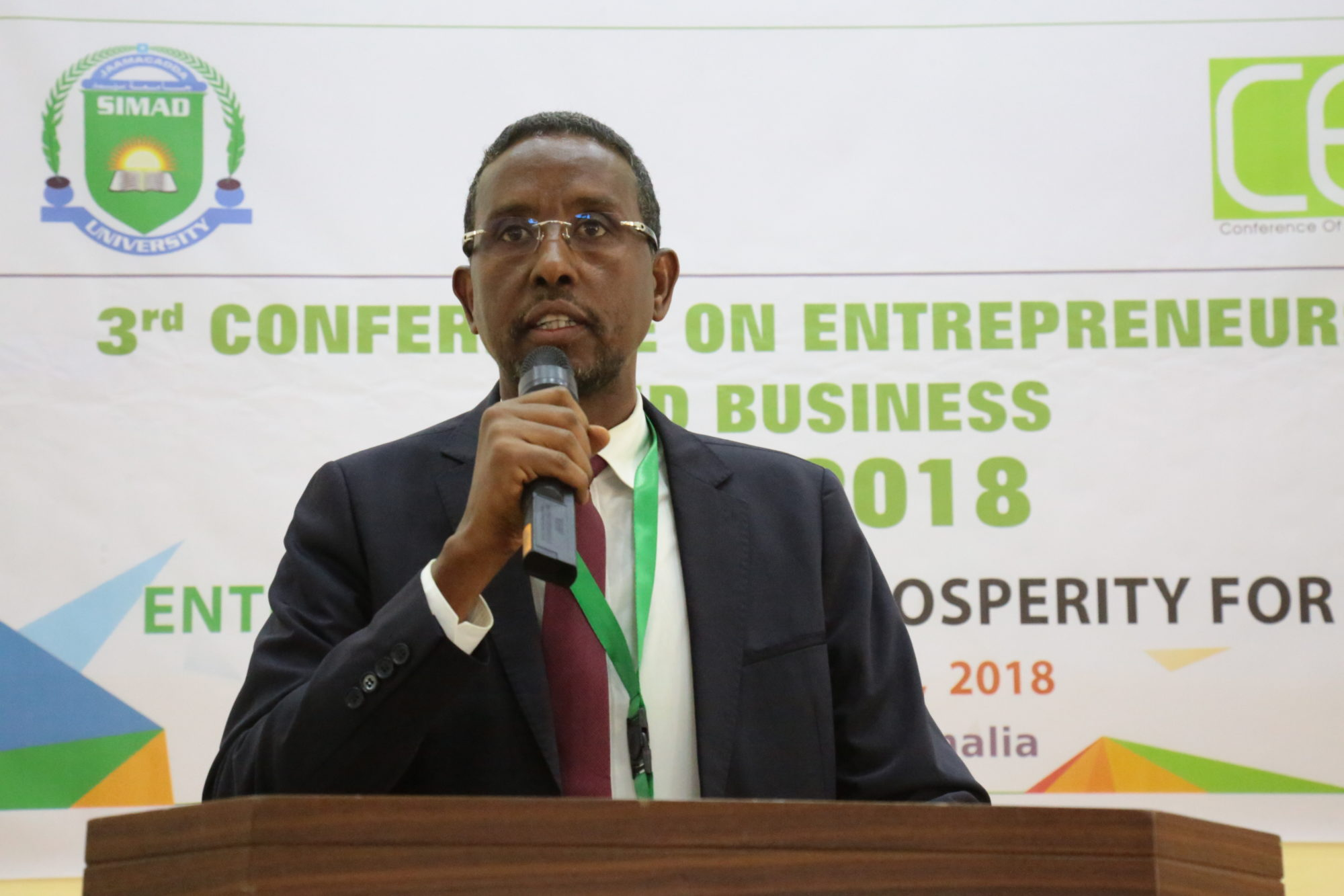 SIMAD University hosts the 3rd Conference on Entrepreneurship and Business Development.
