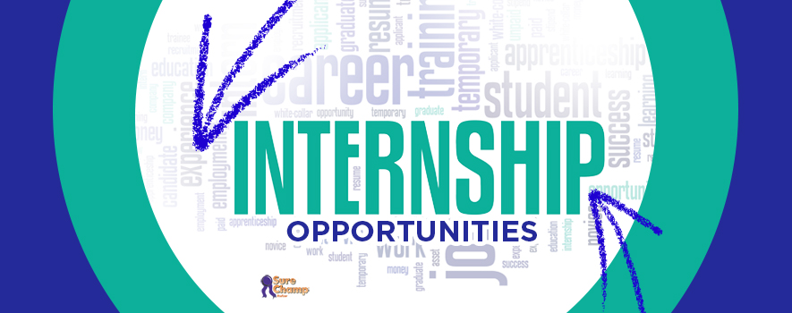Internship Opportunity Center for Research and Development.