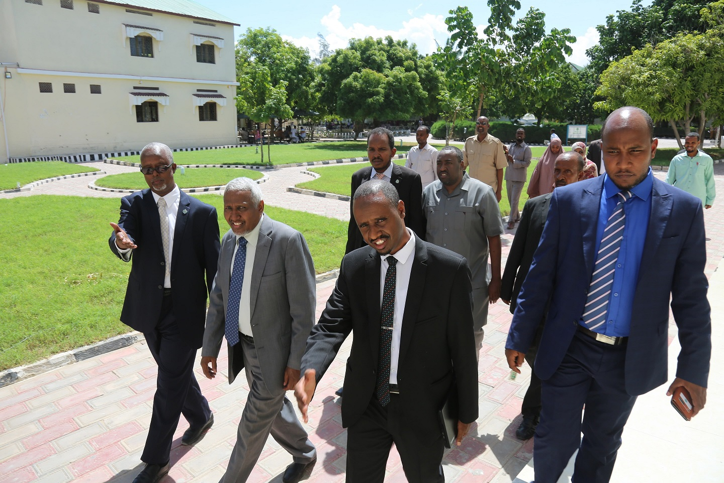 Sudan Ministry Of Higher Education Scientific Research Delegation Visits Simad