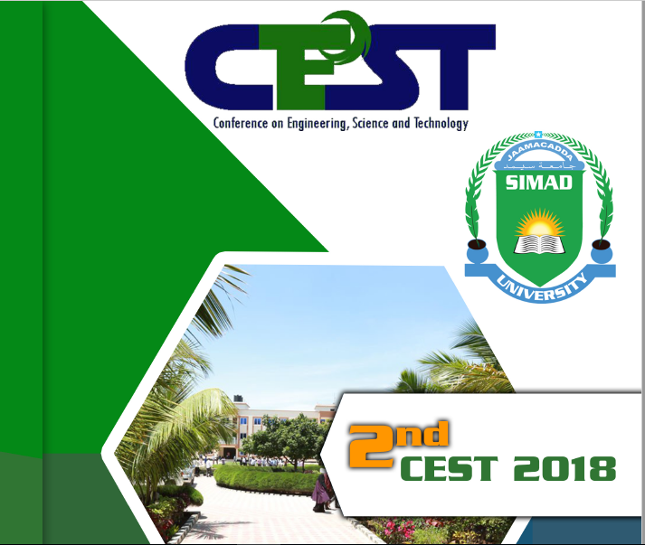 Download the Abstract Book of CEST 2018