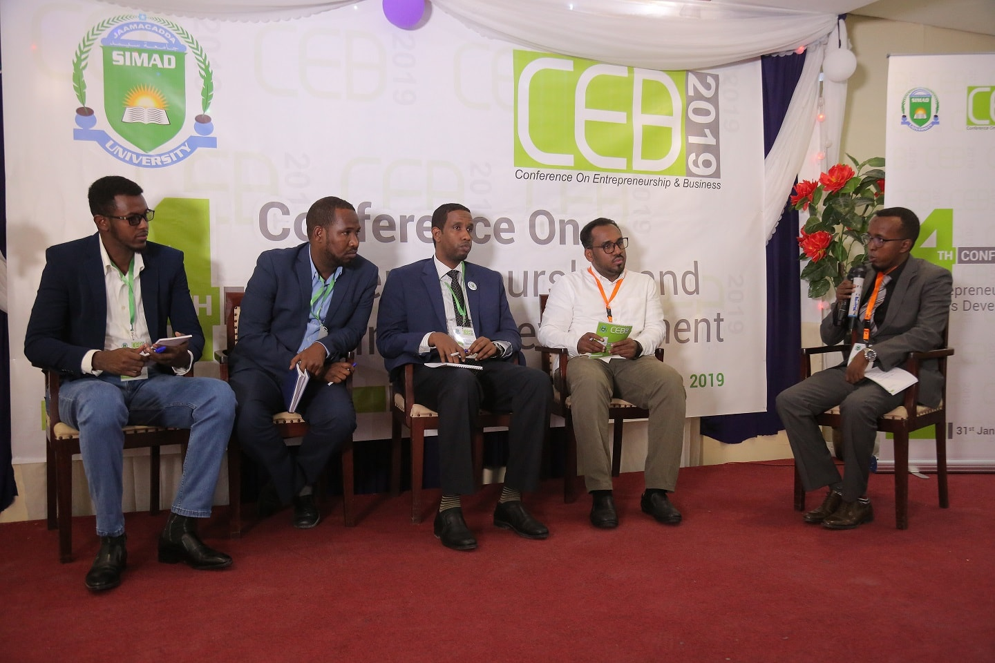 SIMAD University hosts the fourth session of CEB