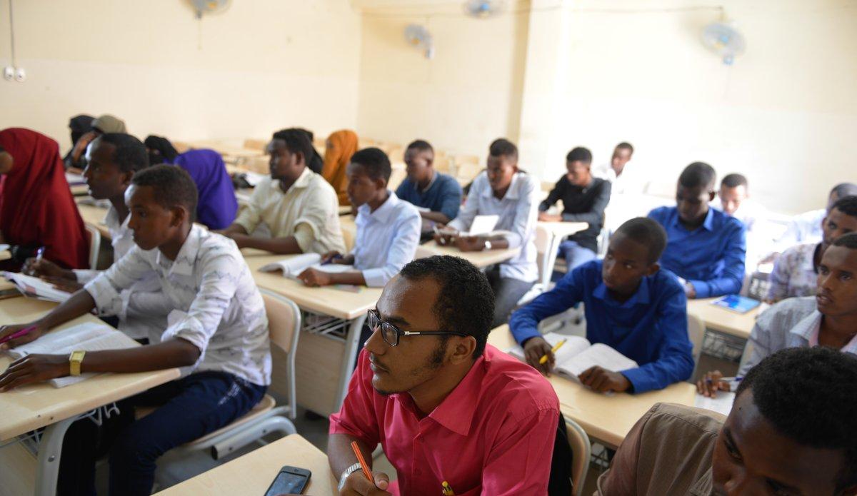 Room Arrangements for Summer Classes: English Skills Program
