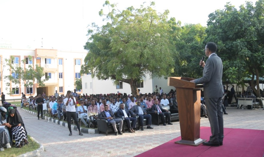 SIMAD University Welcomes Class of 2024