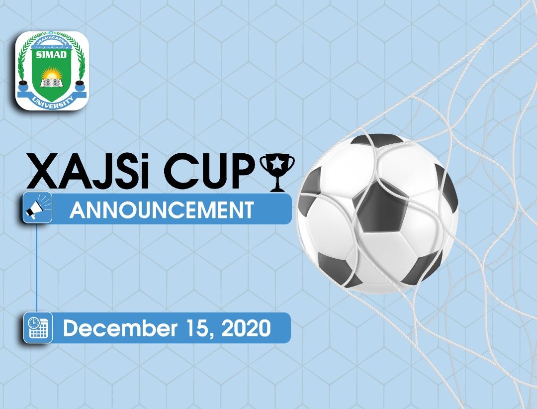 XAJSi Cup Announcement